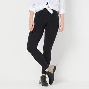 Spanx High Waisted Look At Me Now Leggings 2X L865